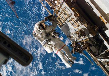 ISS-Spacewalk